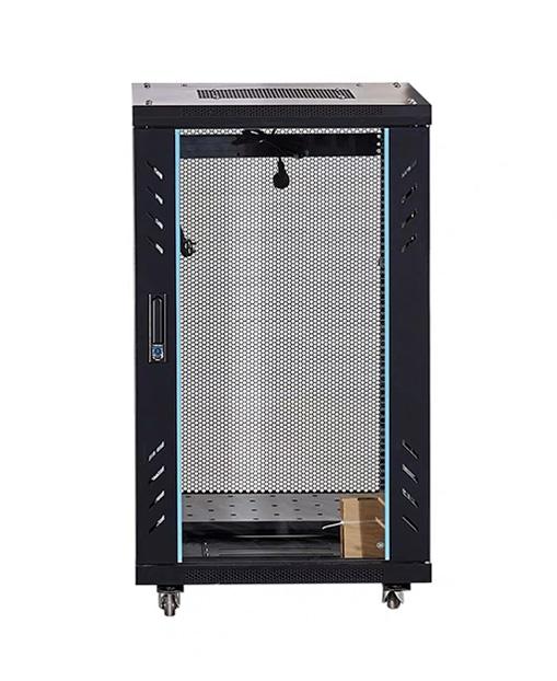 热销2m优质金属室内机架式服务器网络机柜