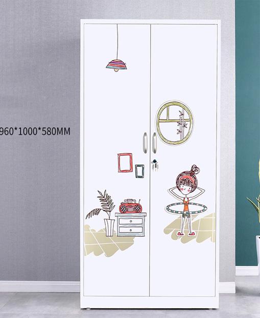 多功能移门柜儿童衣柜家用