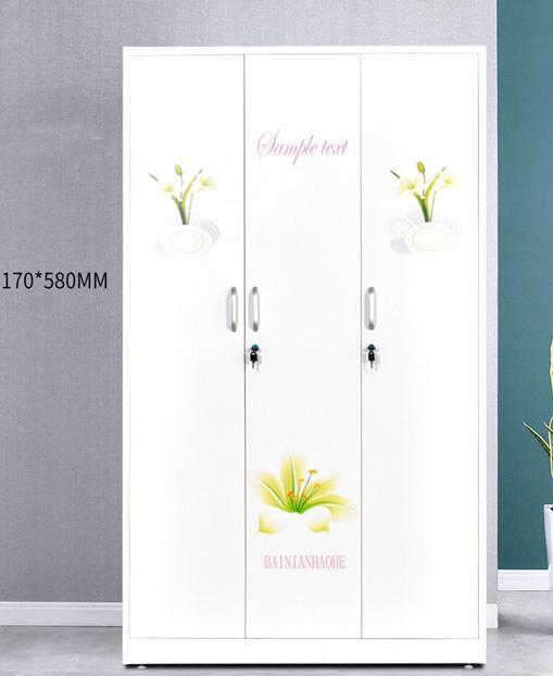 家用衣物存储衣柜设计金属柜出售